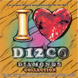 Image for 'I Love Disco Diamonds Collection, Volume 35'