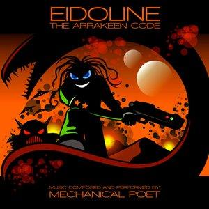 """Eidoline - The Arrakeen Code""的封面"