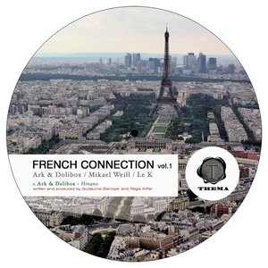 Image pour 'THEMA013 - French Connection vol.1'