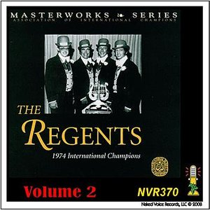Image for 'The Regents - Masterworks Series Volume 2'