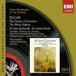 Image for 'Elgar: The Dream of Gerontius Op.38, The Music Makers Op.69'