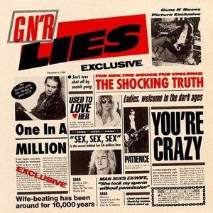 Bild för 'Lies'