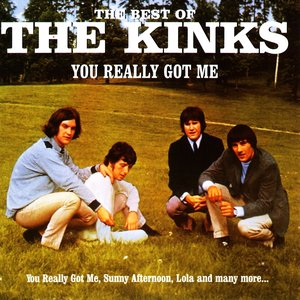 Image for 'You Really Got Me: The Best of The Kinks'