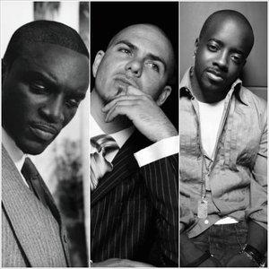 Image for 'Akon feat. Pitbull & Jermaine Dupri'