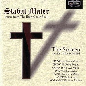 Imagen de 'Stabat Mater: Music From The Eton Choirbook'
