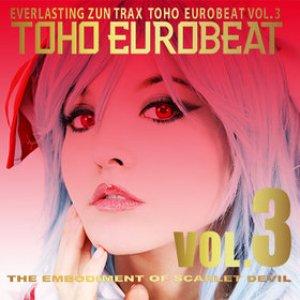 Image for 'TOHO EUROBEAT VOL.3 THE EMBODIMENT OF SCARLET DEVIL'