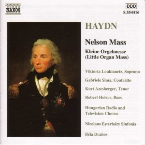 Image for 'HAYDN: Nelson Mass / Little Organ Mass'