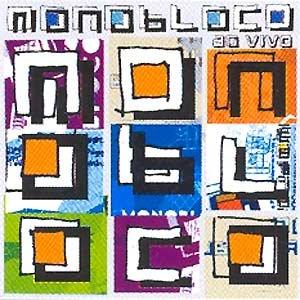 Immagine per 'Monobloco: Ao Vivo'