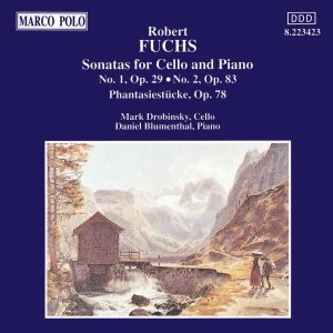Image for 'FUCHS: Sonatas for Cello and Piano'