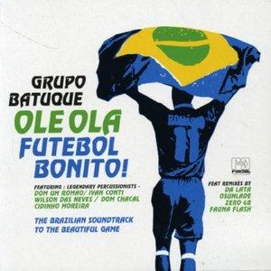 """""""Ole Ola - Futebol Bonito!""""的封面"""