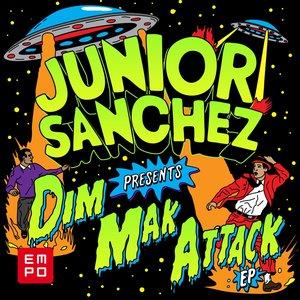 Image pour 'Dim Mak Attack EP'