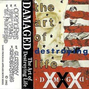 Imagen de 'the art of destroying life'