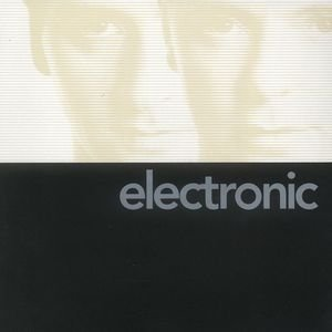 """Electronic (Special Edition)""的封面"