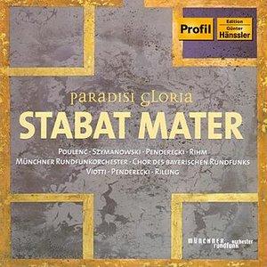 Image for 'Paradisi Gloria - Stabat Mater'