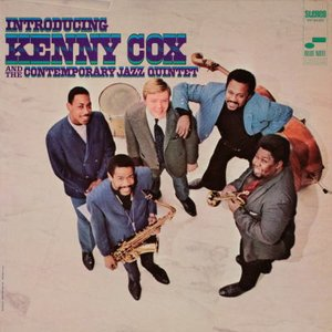 Imagem de 'Introducing Kenny Cox and The Contemporary Jazz Quintet'