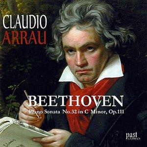 Image for 'Piano Sonata No. 32 in C minor, Op. 111: I. Maestoso - allegro con brio appassionato'