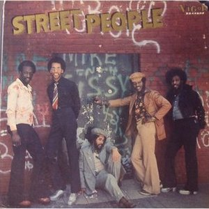 Image for 'Street People'