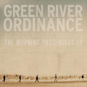 """""""The Morning Passengers EP - Acoustic Sessions""""的封面"""