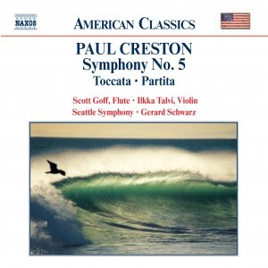 Image for 'CRESTON: Symphony No. 5 / Toccata / Partita'
