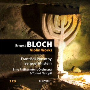 Image for 'Ernest Bloch - Violin Works'