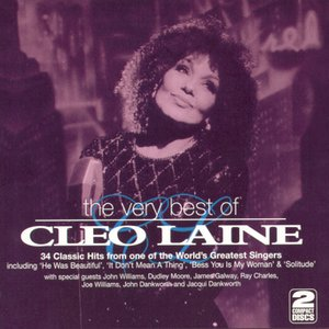 Image for 'The Very Best Of Cleo Laine'