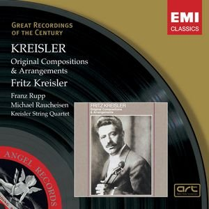 Image for 'Kreisler plays Kreisler'