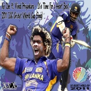 Image for 'It's Time for a Heart Beat (2011 ICC Cricket World Cup Song)'