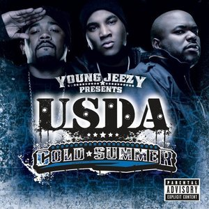 "Image for 'Young Jeezy Presents U.S.D.A.: ""Cold Summer"" The Authorized Mixtape'"