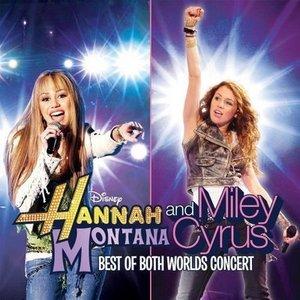 Image for 'Hannah Montana and Miley Cyrus'