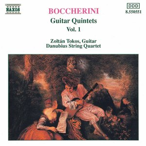 Image for 'Boccherini: Guitar Quintets, Vol.  1'