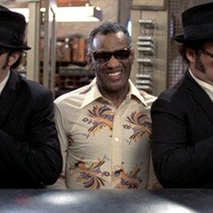 Image for 'Ray Charles, John Belushi and Dan Aykroyd'