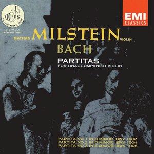 Bild för 'Bach Partitas 1-3'