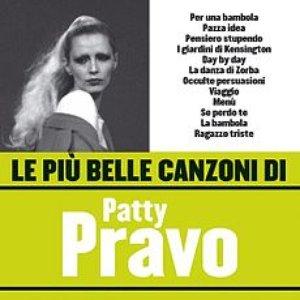 Image for 'Le Più Belle Canzoni Di Patty Pravo'