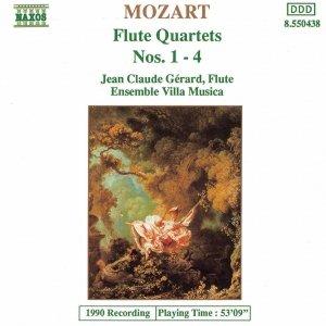 Image for 'Flute Quartet No. 2 in G Major, K. 285a: I. Andante'