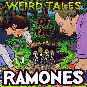 Image for 'Weird Tales of the Ramones'