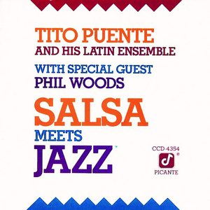 Image for 'Salsa Meets Jazz'