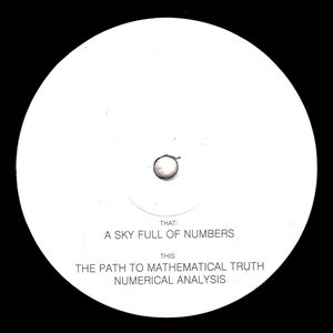 Image for 'A Sky Full of Numbers'