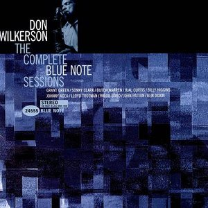 """""""The Complete Blue Note Sessions""""的封面"""
