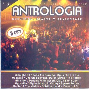 Image for 'Antrologia (disc 2)'