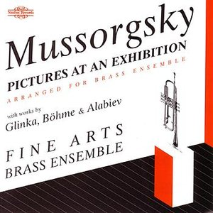 Image for 'Mussorgsky: Pictures at an Exhibition - with works by Glinka, Böhme & Alabiev'