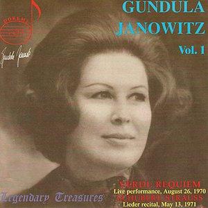 Bild für 'Gundula Janowitz Vol. 1'
