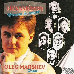 Image pour 'Piano Recital: Marshev, Oleg - Liszt, F. /  Pixis, J.P. / Herz, H. / Chopin, F. / Thalberg, S. / Czerny, C.'
