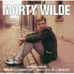 Image for 'Best Of Marty Wilde'