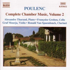 Image for 'POULENC: Violin Sonata / Clarinet Sonata / Cello Sonata'