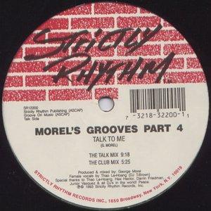 Image for 'Morel's Grooves, Part 4'
