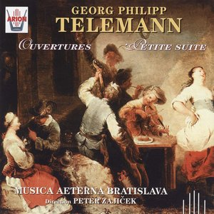 Image for 'Telemann : Ouvertures, Petite suite'