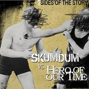 """2 Sides Of The Story - Split CD""的封面"