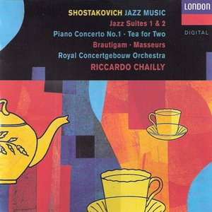 Image for 'The Jazz Album (Royal Concertgebouw Orchestra feat. conductor: Riccardo Chailly)'