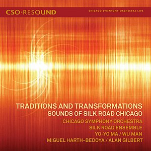 Image for 'Traditions and Transformations - Sounds of Silk Road Chicago'