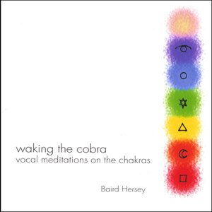 """Image for '""""Waking the Cobra"""", Vocal Meditations On the Chakras'"""